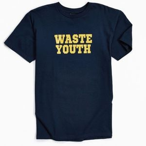 Obey Urban Outfitters Waste Youth Tee XL NWT